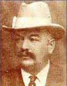 City Marshal William E. Kelly