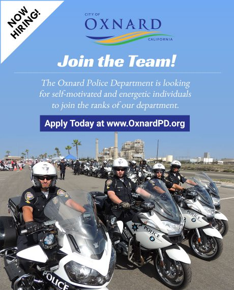 Join the Oxnard Police Department!