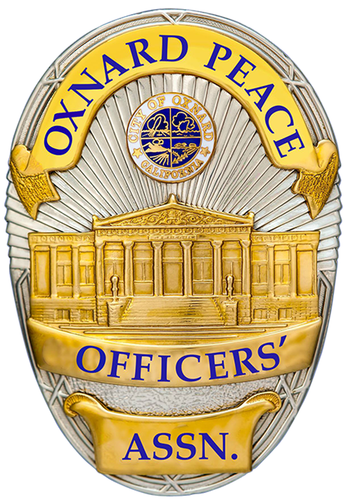 Oxnard POA Badge